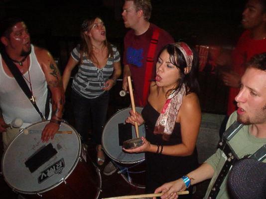 concepto tambor
