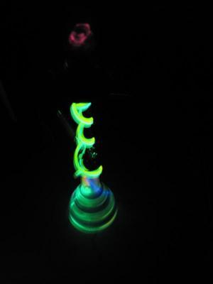 Glowing Hookah
