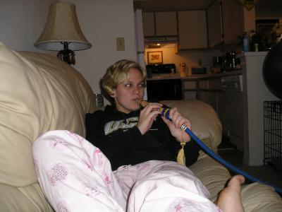 Hookah and relax