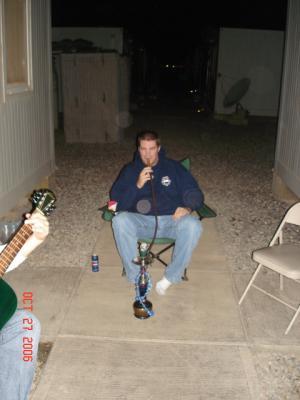 Smokin in Iraq