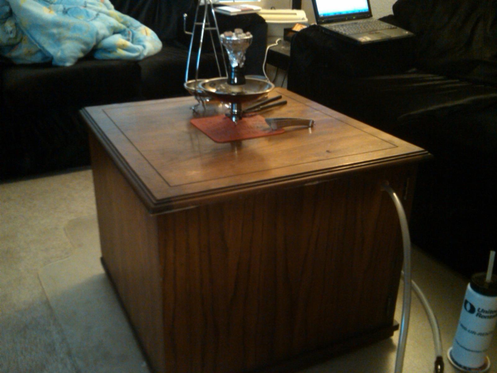 Hookah Table
