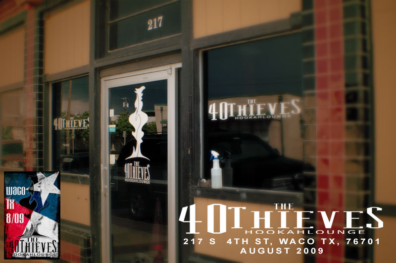 40 Thieves Waco, TX