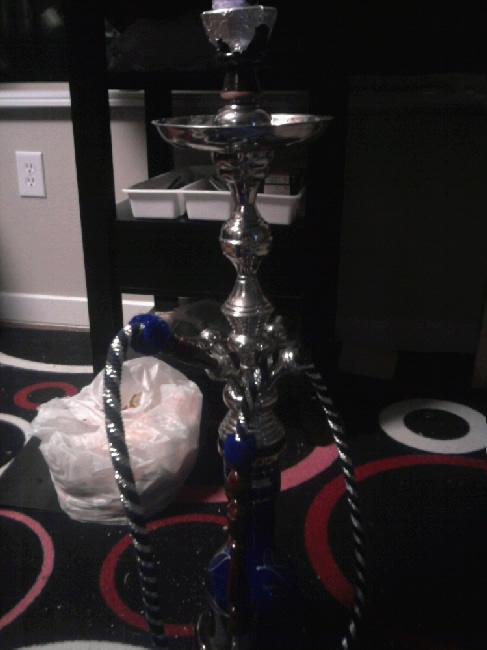 Favorite Hookah of mine