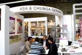 Our stand together with the German ASA GmbH & Chunga UG
