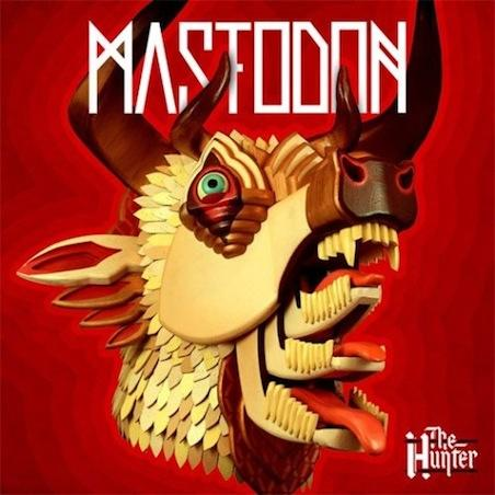 Mastodon's New Album Cover