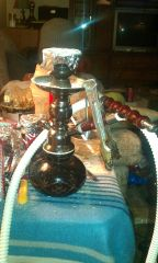 my widdow hookaaahhhh so cute lol
