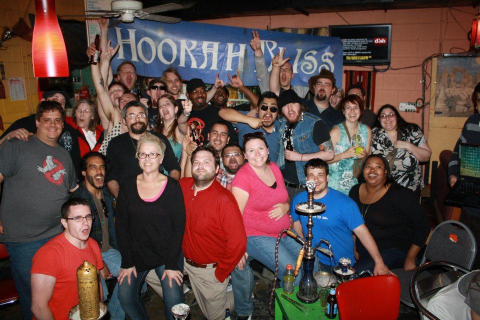 Hookah Bliss Reunion 2013