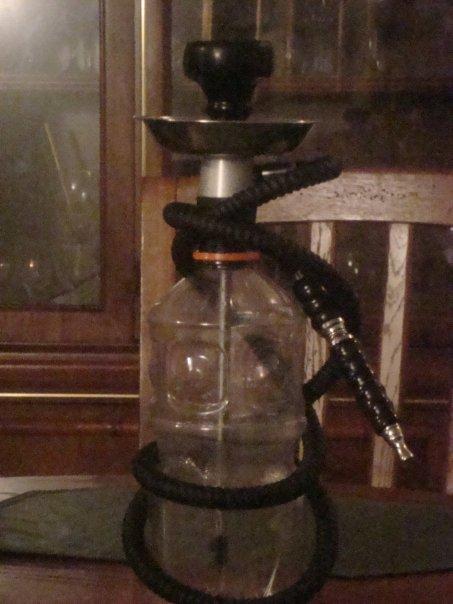 1L Gatorade Bottle (HoboHookah)